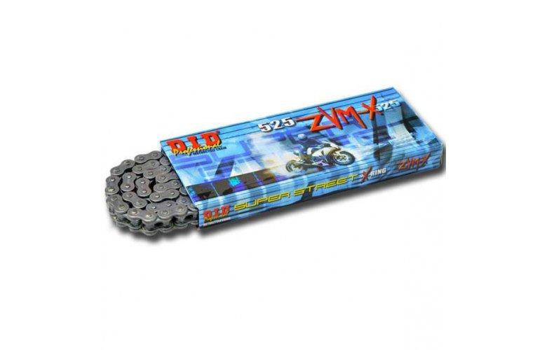 Αλυσίδα κινήσεως DID 525 (ZVM-X) x 112 Links για Suzuki DL 1000 V-STROM 2002-2010