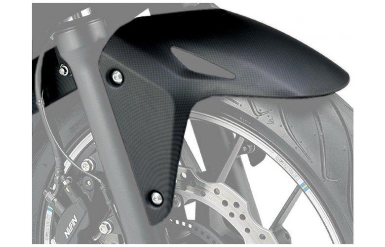 Εμπρός φτερό Carbon Look για Honda CB500X 2018