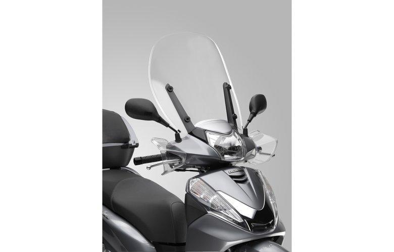 Ανεμοθώρακας με χούφτες για Honda SH 300i '17