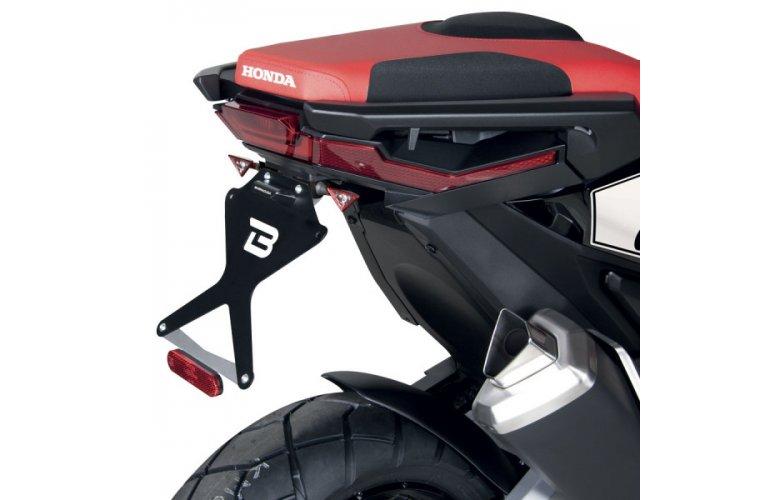 Βάση πινακίδας Racing Barracuda για Honda X-ADV (2017-2020)