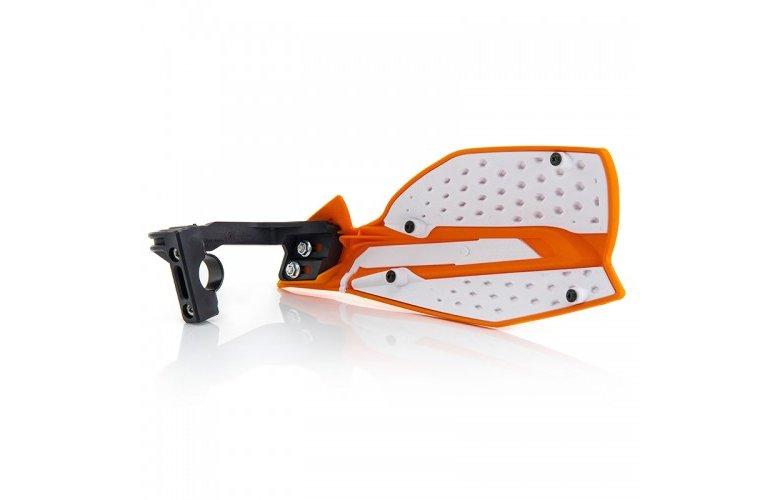Χούφτα Acerbis X-Ultimate πορτοκαλί-άσπρο