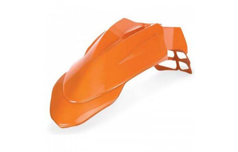 Φτερό uni supermotard Acerbis πορτοκαλί