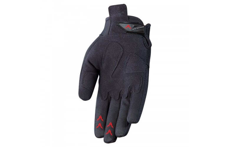 Γάντια Nordcap Downhill μαύρο