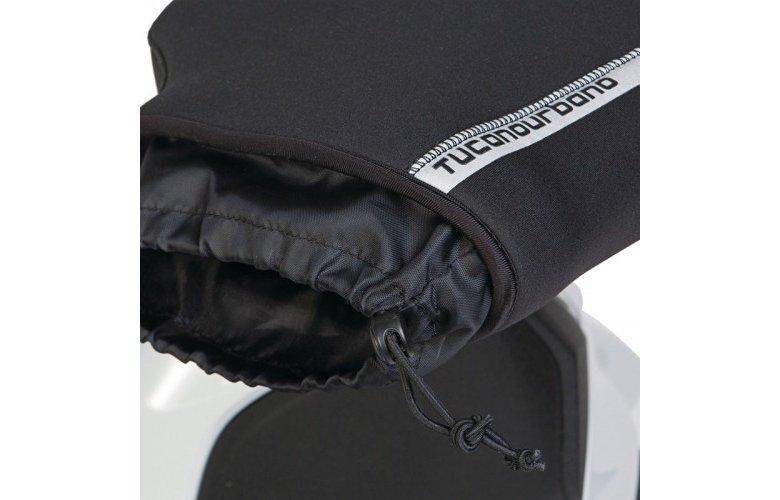 Θερμικό κάλυμμα χεριών Tucano R363X μαύρο με αντιβαρα