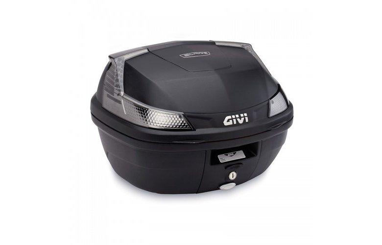 Βαλίτσα 37 λίτρα B37NT monolock μαύρη tech GIVI