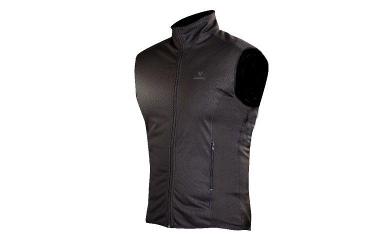 Γιλέκο ισοθερμικό & αντιανεμικό Nordcap_Thermo vest μαύρο