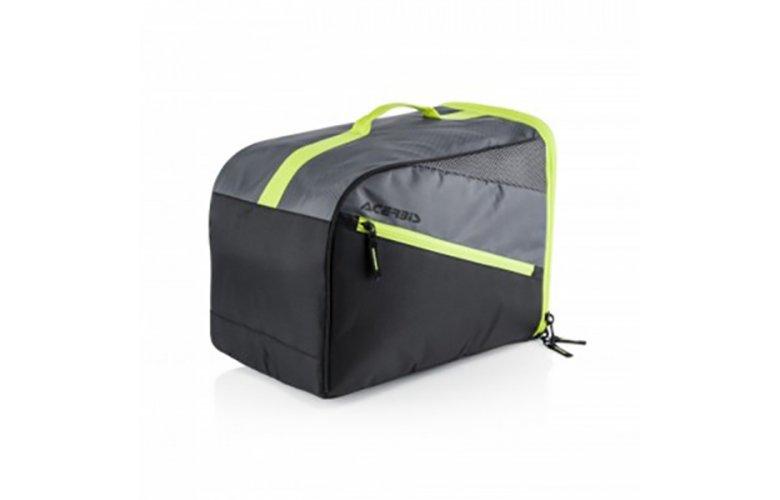 Τσάντα μεταφοράς κράνους Acerbis μαύρο-κίτρινο
