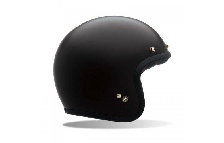 Κράνος Bell Custom 500 Vintage Row μαύρο ματ