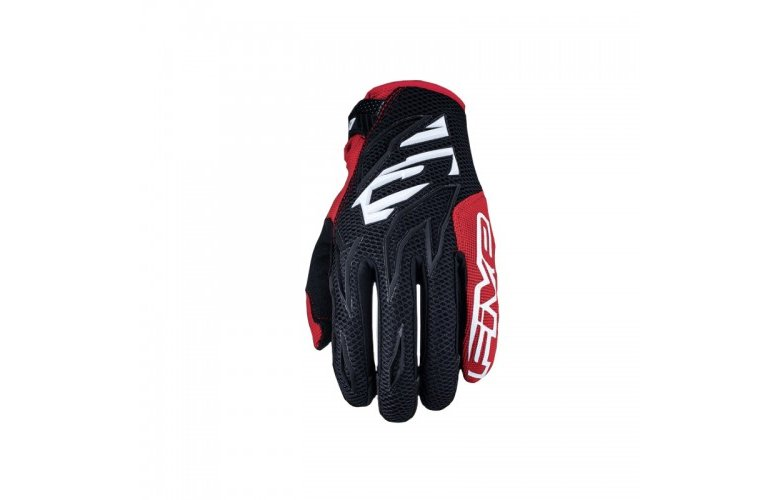 Five MXF3 μαύρο-άσπρο-κόκκινο