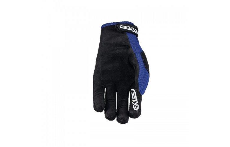 Γάντια Five MXF3 μαύρο-άσπρο-μπλέ