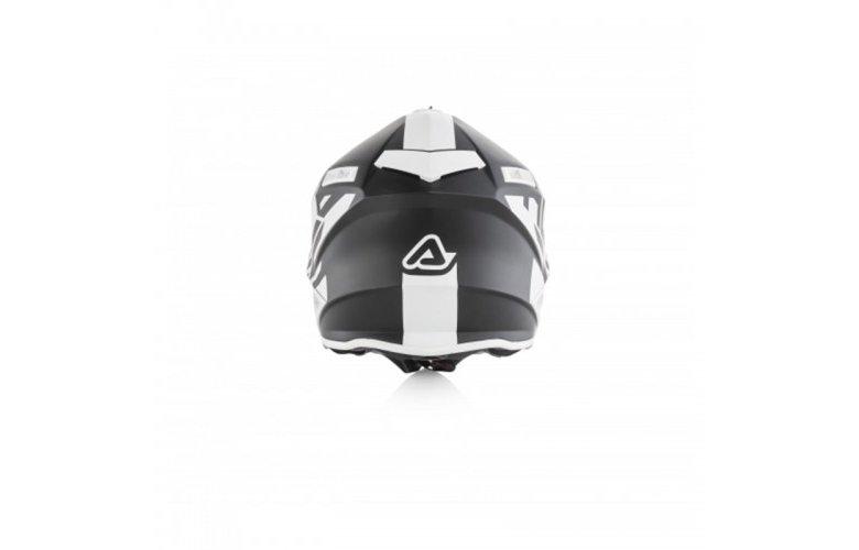 Κράνος Acerbis X-Pro VTR μαύρο-άσπρο