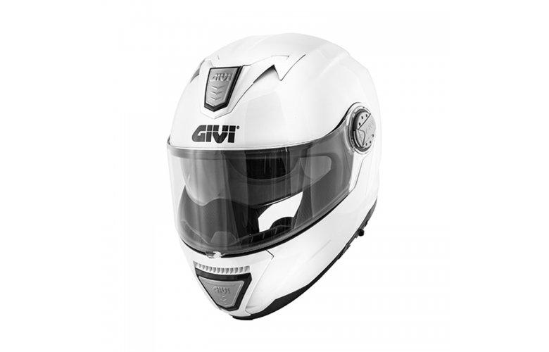 Κράνος Givi HX23 Syndey solid gloss white