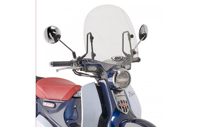Ζελατίνα 1168A_Super Cub'18 Honda GIVI