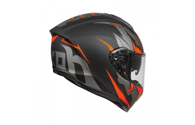 Κράνος Airoh ST 501 Bionic πορτοκαλί ματ