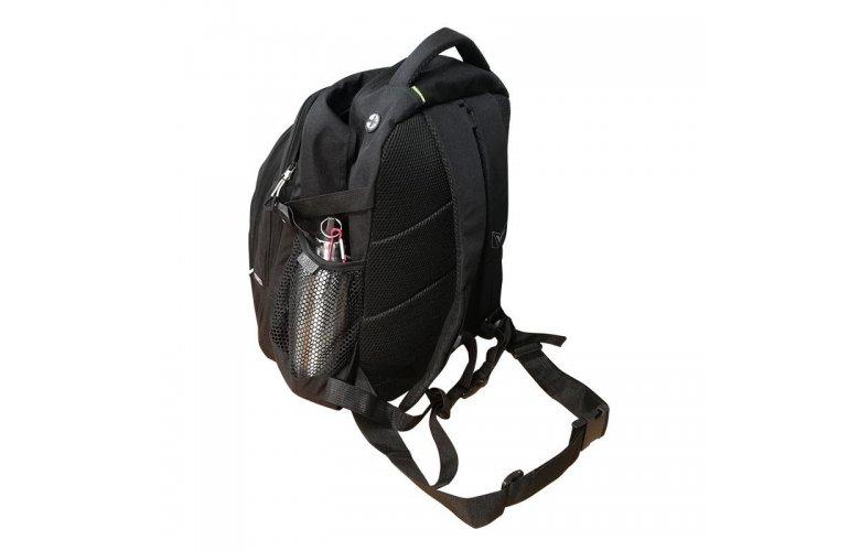 Σακίδιο Πλάτης Nordcode Rider Bag Μαύρο Fluo