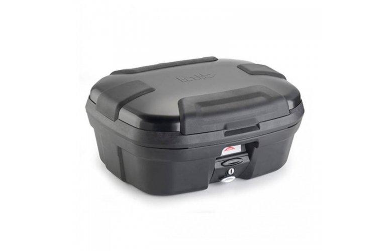 Βαλίτσες Πλαϊνές TRK35PACK2 Ζεύγος 35 Λίτρα Αλουμίνιο μαύρο GIVI