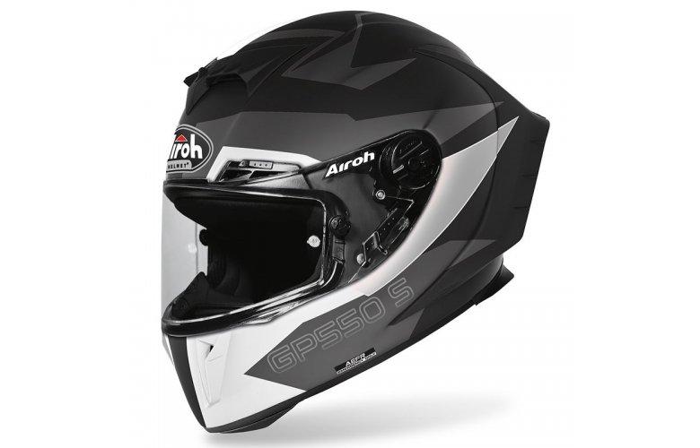 Κράνος Airoh GP 550 S Vektor mat μαύρο