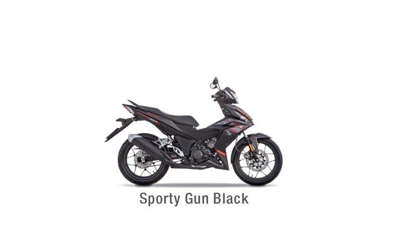Honda GTR 150 Sporty