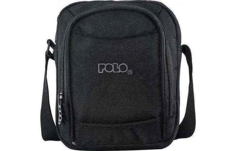 Polo Vertical 9-07-070-02 Black Small