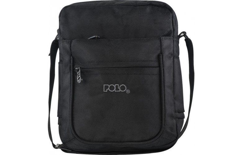 Polo Vertical 9-07-072-02 Black Large
