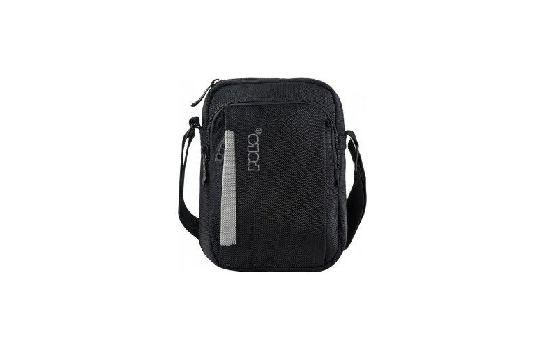 Τσαντάκι ώμου Polo X Case Small 9-07-111-02 Black