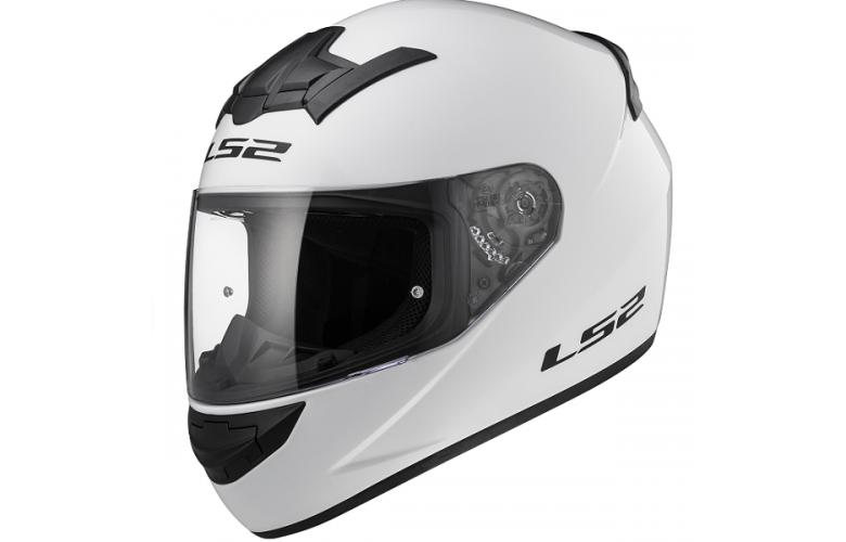 ΚΡΑΝΟΣ LS2 ROOKIE FF352 GLOSS WHITE