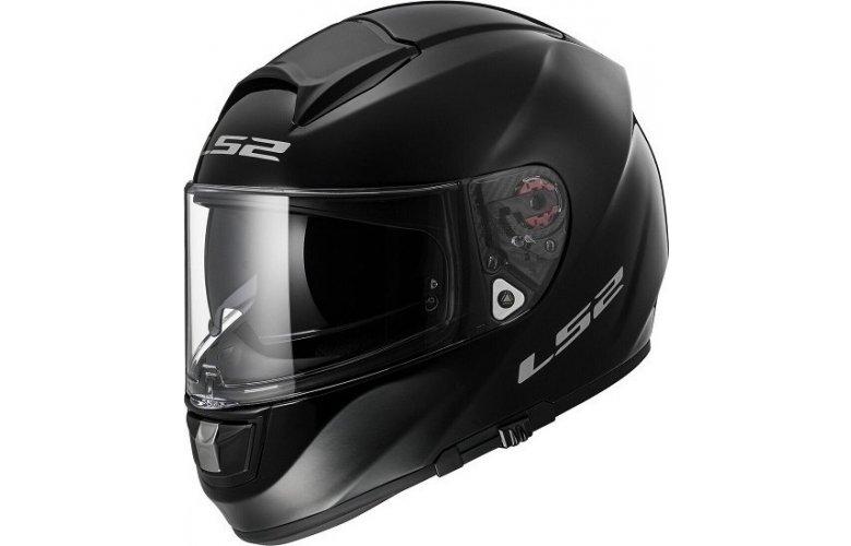 Κράνος LS2 FF397 Vector Μαύρο gloss