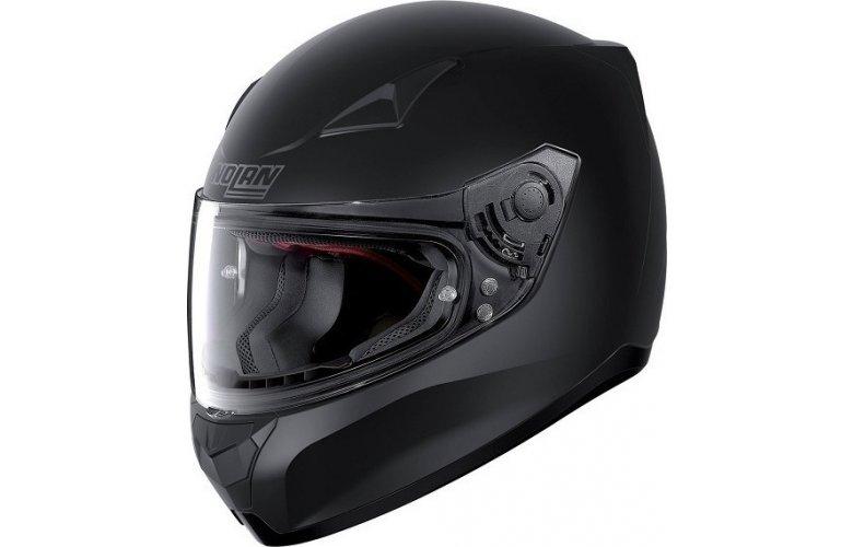 ΚΡΑΝΟΣ NOLAN N60-5 CLASSIC 10 Flat Black
