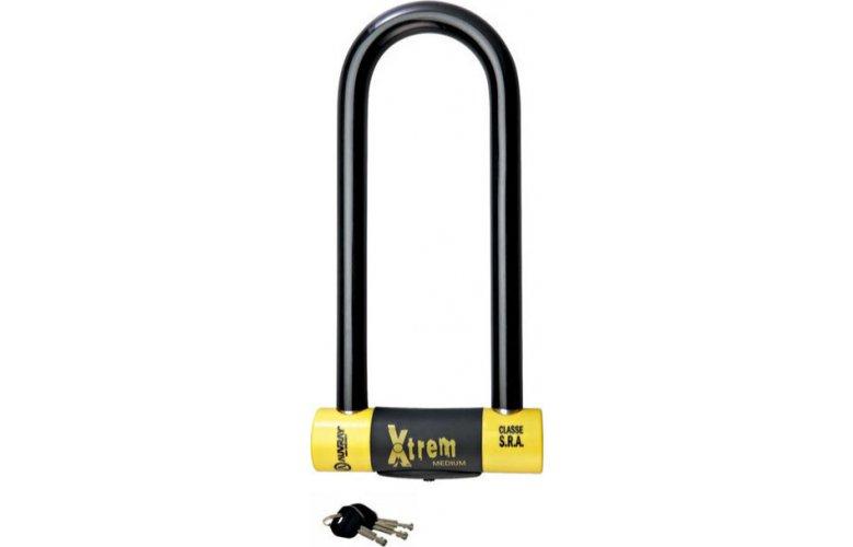 Auvray U Lock Xtrem Medium 85x100