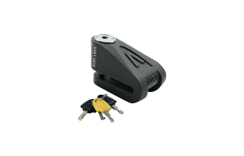 Κλειδαριά δισκόφρενου Auvray DK-06 Black