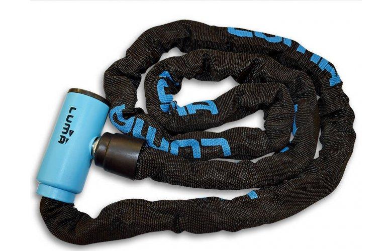 Αλυσίδα με κλειδαριά Luma Enduro 8 150 Μπλε