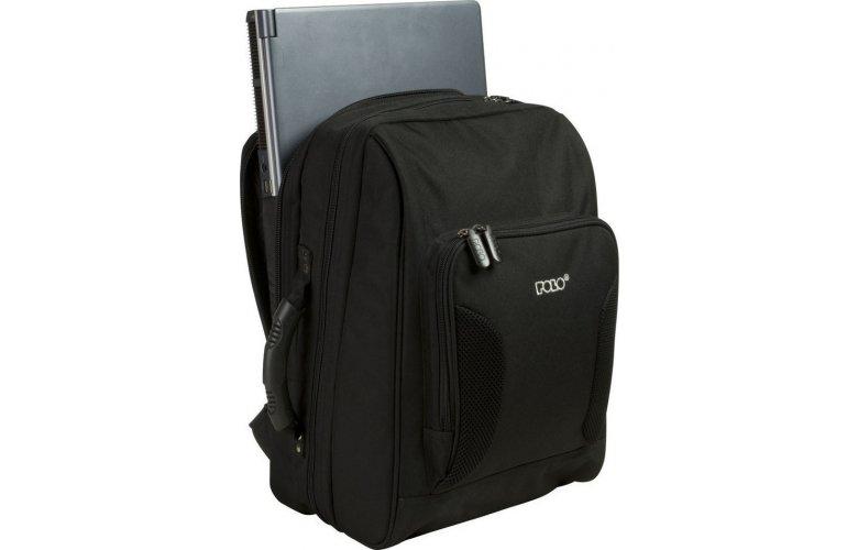 """Σακίδιο Polo Back Pack 15""""  9-01-069-02"""