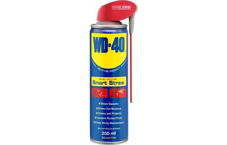 ΣΠΡΕΥ WD-40 SMART STRAW 250ML
