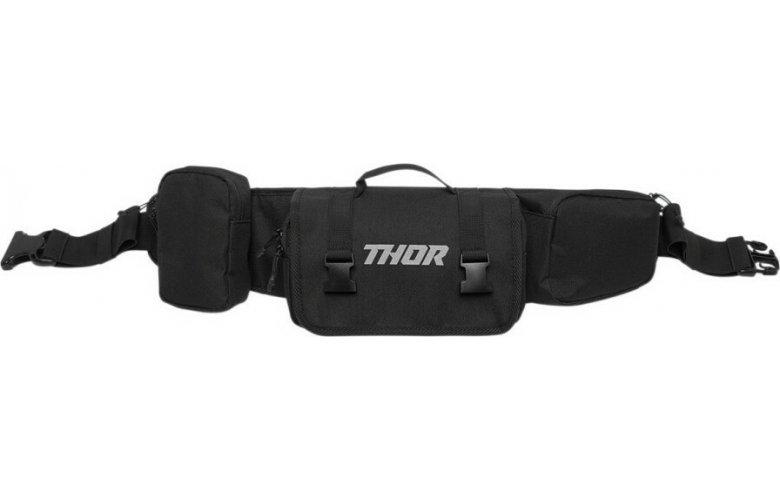Τσαντάκι Μέσης Thor Vault Black/Mint Tool Pack Μαύρο