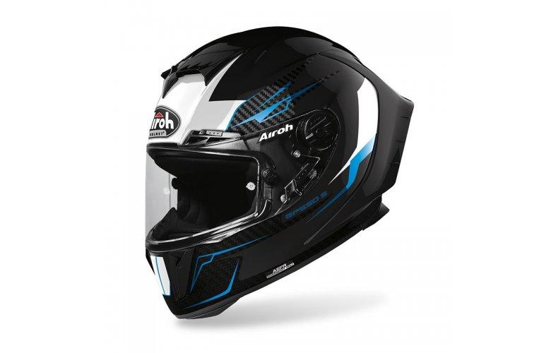 Κράνος Airoh GP 550 S Venom μαύρο gloss