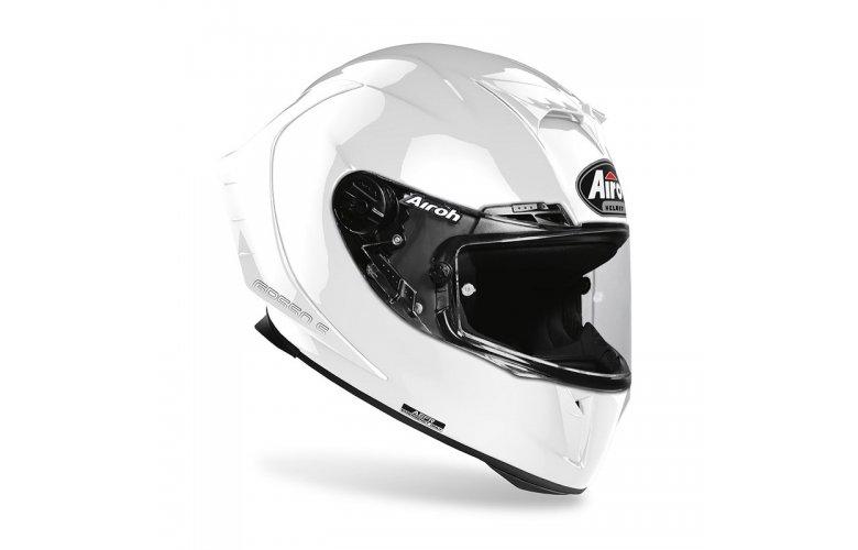 Κράνος Airoh GP 550 S Color άσπρο gloss