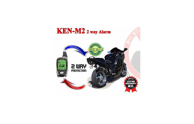 Συναγερμός Μοτοσυκλέτας Kentall KEN-M2x