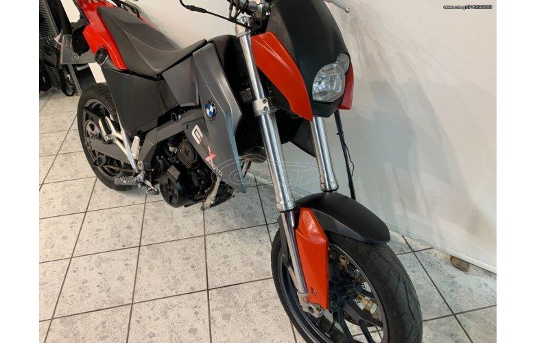 Bmw G 650 Xmoto '08 G-650-XMOTO