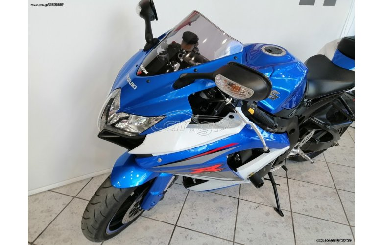 Suzuki GSX-R 750 '10 GSXR 750 K9 ΑΡΙΣΤΗ ΚΑΤΑΣΤΑΣΗ!!