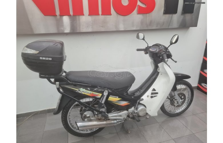 Modenas Kriss 115 DB EUR '01 KRISS