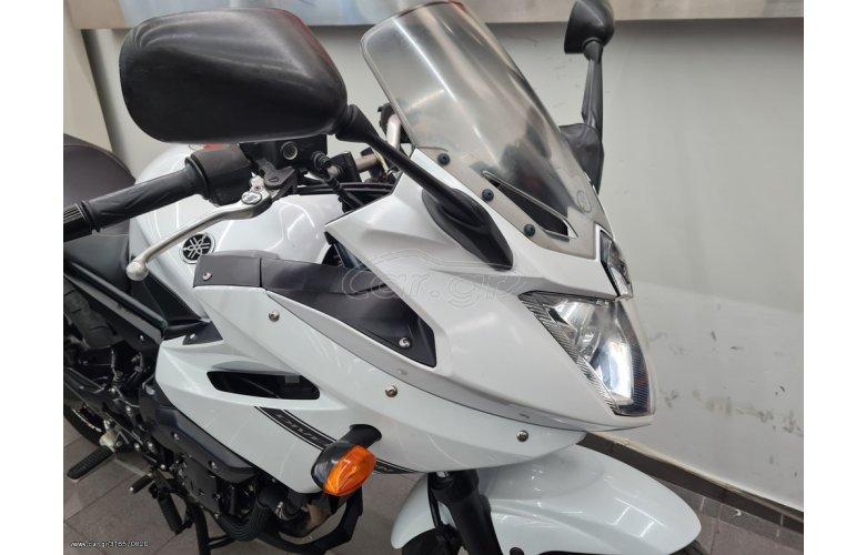 Yamaha XJ6 DIVERSION F '11