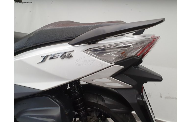 Sym Jet 14 '19