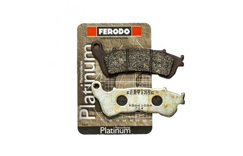 Σετ Τακάκια Μοτοσυκλέτας FERODO FDB2196P(FD0385)