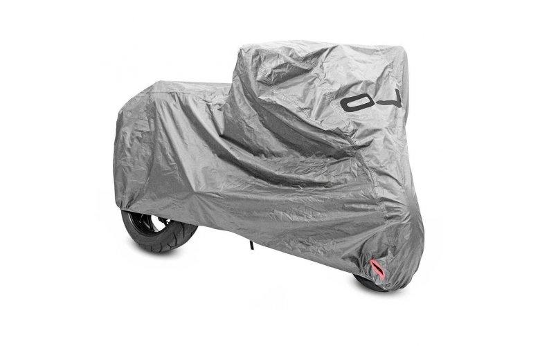 Κάλυμμα MOTO OJ Waterproof Grey WL Large + ( Box )
