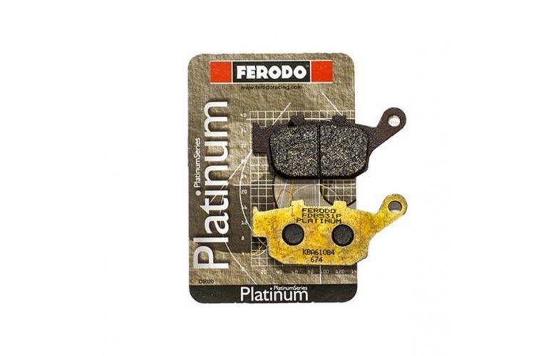 Σετ Τακάκια Μοτοσυκλέτας FERODO FDB531P(FD0136)