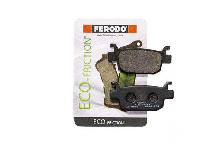 Σετ Τακάκια για Scooter FERODO FDB2212EF (FD0401) HONDA SH125i / SH150i / SH300i