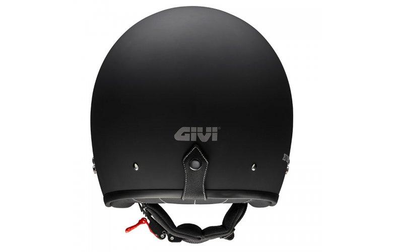 Κράνος Givi H20.7 Fiber Oldster μαύρο ματ