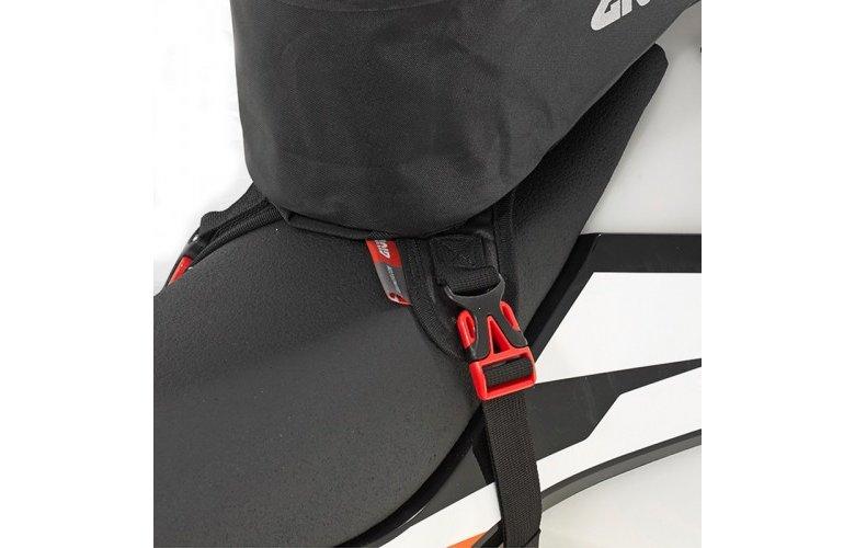 Τσάντα ρεζερβουάρ GRT706 με ιμάντες αδιάβροχη 5L GIVI