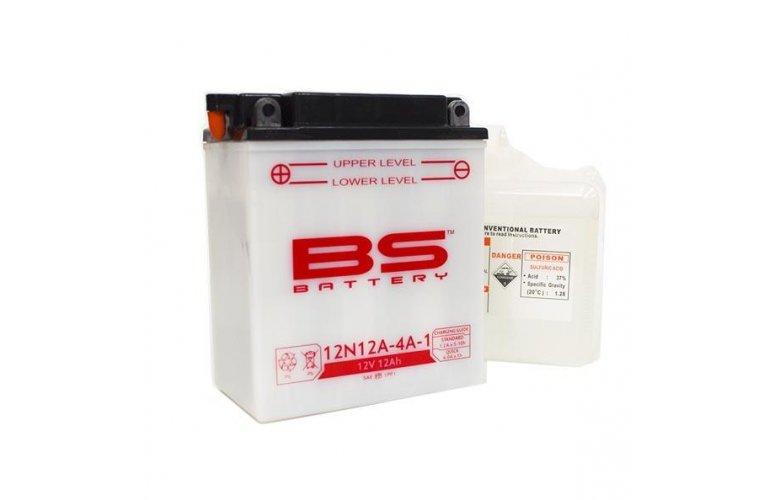 Μπαταρία BS-BATTERY ανοικτού τύπου 12N12A-4A-1