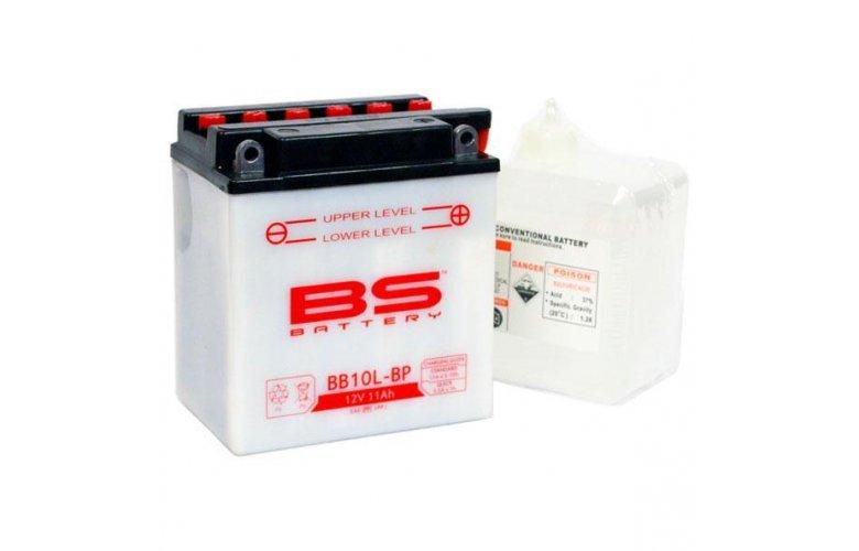 Μπαταρία BS BATTERY ανοικτού τύπου BB10L-BP